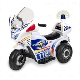 Rendőr elektromos kismotor - 6V