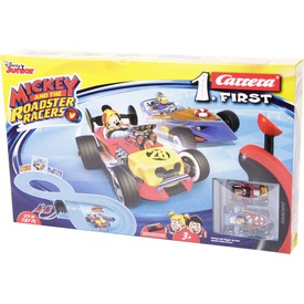 Carrera Mickey Roadstar Racers 1. First