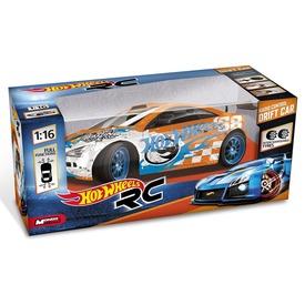 Hot Wheels Drift távirányítós autó - 1:16 Itt egy ajánlat található, a bővebben gombra kattintva, további információkat talál a termékről.
