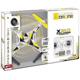 Ultra Drone X31. 0 Wi-Fi távirányítós quadrocopter Itt egy ajánlat található, a bővebben gombra kattintva, további információkat talál a termékről.