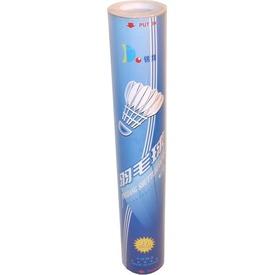 Tollaslabda 12 darabos készlet valódi tollból