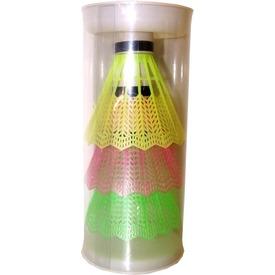 Színes tollaslabda 3 darabos készlet Itt egy ajánlat található, a bővebben gombra kattintva, további információkat talál a termékről.