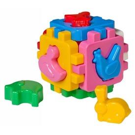 Logikai kocka állatokkal Itt egy ajánlat található, a bővebben gombra kattintva, további információkat talál a termékről.