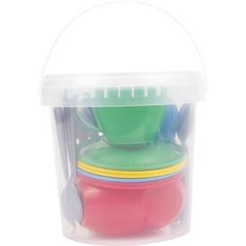 Műanyag teáskészlet vödörben Itt egy ajánlat található, a bővebben gombra kattintva, további információkat talál a termékről.