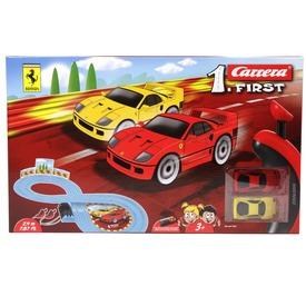 Carrera First Ferrari versenypálya Itt egy ajánlat található, a bővebben gombra kattintva, további információkat talál a termékről.