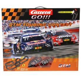 Carrera GO!!! DTM Touring Contest autóp Itt egy ajánlat található, a bővebben gombra kattintva, további információkat talál a termékről.
