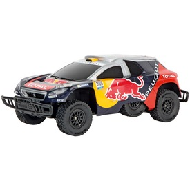 Carrera RC Peugeot Red Bull Dakar 16 -WW