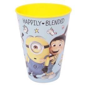 Minion műanyag pohár - 430 ml