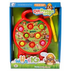 Kalapácsos vakond ütő játék - óra, többféle Itt egy ajánlat található, a bővebben gombra kattintva, további információkat talál a termékről.