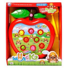 Kalapácsos vakond ütő játék - alma, többféle Itt egy ajánlat található, a bővebben gombra kattintva, további információkat talál a termékről.
