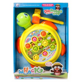Kalapácsos vakond ütő játék - teknős, többféle Itt egy ajánlat található, a bővebben gombra kattintva, további információkat talál a termékről.