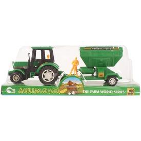 Lendkerekes farm traktor - 27 cm, többféle Itt egy ajánlat található, a bővebben gombra kattintva, további információkat talál a termékről.