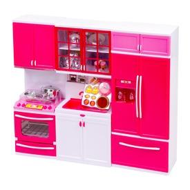 Elemes mini konyha hűtőszekrénnyel