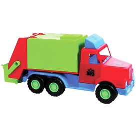 Műanyag kukásautó - 45 cm, többféle Itt egy ajánlat található, a bővebben gombra kattintva, további információkat talál a termékről.