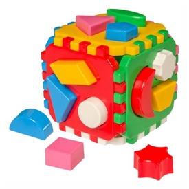 Logikai kocka formákkal Itt egy ajánlat található, a bővebben gombra kattintva, további információkat talál a termékről.