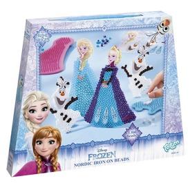 Jégvarázs Elsa és Olaf vasalható gyöngy készlet