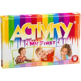 Activity My First gyermek társasjáték Itt egy ajánlat található, a bővebben gombra kattintva, további információkat talál a termékről.