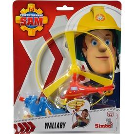 Sam a tűzoltó Wallaby kilövős helikopter