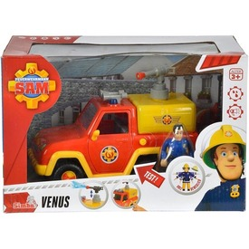 Tűzoltó Sam Venus terepjáró figurával Itt egy ajánlat található, a bővebben gombra kattintva, további információkat talál a termékről.