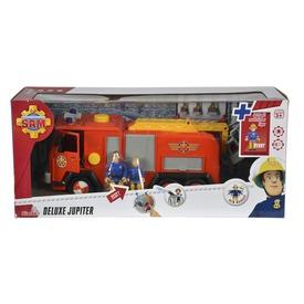 Tűzoltó Sam Deluxe Jupiter tűzoltóautó figurákkal