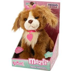 Animagic Mazsi kutya interaktív plüssfigura - 25 cm Itt egy ajánlat található, a bővebben gombra kattintva, további információkat talál a termékről.
