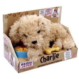 Animagic Charlie kutya interaktív plüssfigura - 22 cm Itt egy ajánlat található, a bővebben gombra kattintva, további információkat talál a termékről.