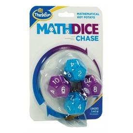 Math Dice Chase matematikai társasjáték