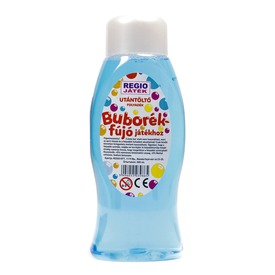 Buborékfújó utántöltő folyadék - 500 ml