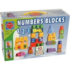 Maxi Blocks 18 darabos számos építőjáték Itt egy ajánlat található, a bővebben gombra kattintva, további információkat talál a termékről.