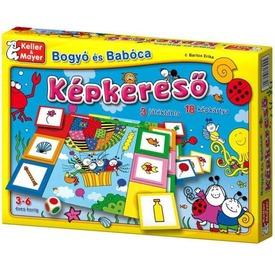 Bogyó és Babóca képkereső társasjáték Itt egy ajánlat található, a bővebben gombra kattintva, további információkat talál a termékről.