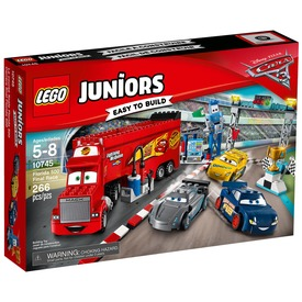 LEGO® Juniors A Florida 500 döntő futam 10745 Itt egy ajánlat található, a bővebben gombra kattintva, további információkat talál a termékről.