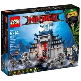 LEGO® Ninjago A legvégső fegyver temploma 70617 Itt egy ajánlat található, a bővebben gombra kattintva, további információkat talál a termékről.