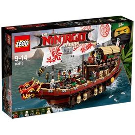 LEGO Ninjago 70618 A sors adománya Itt egy ajánlat található, a bővebben gombra kattintva, további információkat talál a termékről.