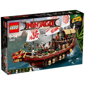 LEGO Ninjago 70618 A sors adománya