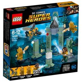 LEGO® Super Heroes Az atlantiszi csata 76085 Itt egy ajánlat található, a bővebben gombra kattintva, további információkat talál a termékről.