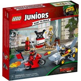 LEGO® Juniors Cápatámadás 10739 Itt egy ajánlat található, a bővebben gombra kattintva, további információkat talál a termékről.