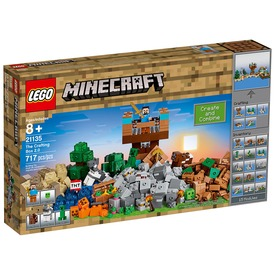 LEGO Minecraft 21135 Crafting láda 2. 0
