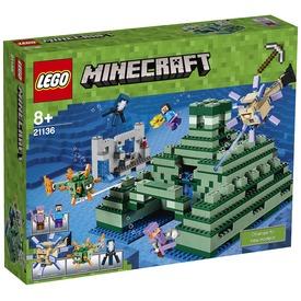 LEGO Minecraft 21136 Emlékmű az óceán partján Itt egy ajánlat található, a bővebben gombra kattintva, további információkat talál a termékről.