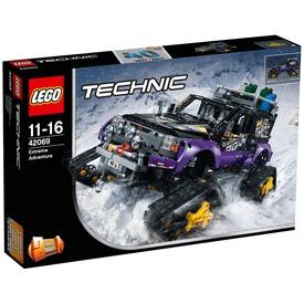LEGO® Technic Extrém kaland 42069 Itt egy ajánlat található, a bővebben gombra kattintva, további információkat talál a termékről.