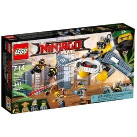 LEGO® Ninjago Manta Ray bombázó 70609 Itt egy ajánlat található, a bővebben gombra kattintva, további információkat talál a termékről.