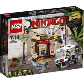 LEGO® Ninjago City Üldözés 70607