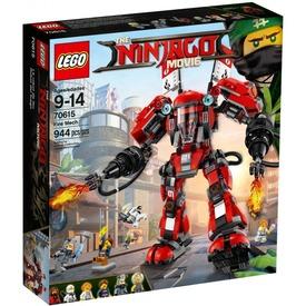 LEGO Ninjago 70615 Tűzgép Itt egy ajánlat található, a bővebben gombra kattintva, további információkat talál a termékről.