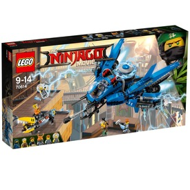 LEGO® Ninjago Villám repülő 70614 Itt egy ajánlat található, a bővebben gombra kattintva, további információkat talál a termékről.