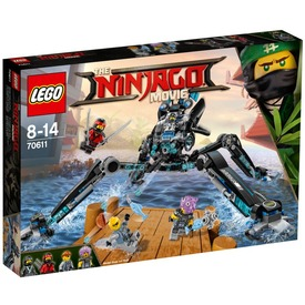 LEGO® Ninjago Vízenlépő 70611 Itt egy ajánlat található, a bővebben gombra kattintva, további információkat talál a termékről.