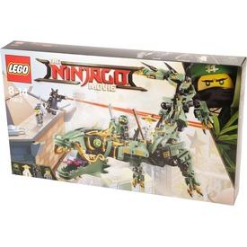 LEGO® Ninjago Zöld nindzsa mechanikus sárkány 70612 Itt egy ajánlat található, a bővebben gombra kattintva, további információkat talál a termékről.