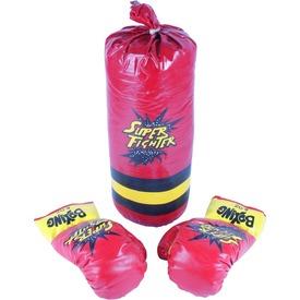 Gyermek boksz készlet - piros