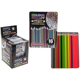Színterápia, stresszoldó kifestő - 16 db metál színű ceruza fémdobozban Itt egy ajánlat található, a bővebben gombra kattintva, további információkat talál a termékről.