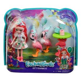 Enchantimals baba és állat készlet - többféle Itt egy ajánlat található, a bővebben gombra kattintva, további információkat talál a termékről.
