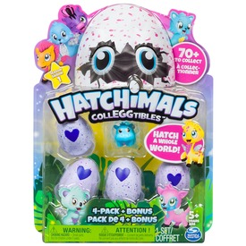 Hatchimals Gyűjth. Fig. Tojásban 4-es cs