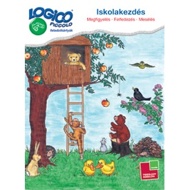 Logico Piccolo Iskolakezdés Megfigyelés-Felfedezés